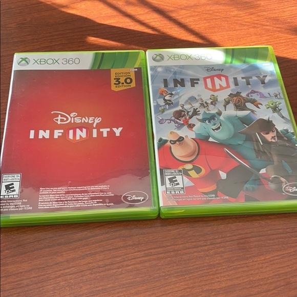 Disney Xbox360 infinity games